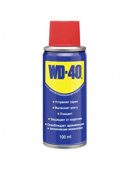 Смазка универсальная проникающая WD-40 (0,2 л)