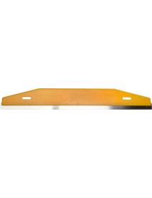 Планка направляющая STAYER для обрезки обоев, нержавеющая сталь, 610мм 06121-61