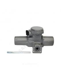Электропривод многооборотный Н-А2-10К А под кулачки 380В IP54 Тулаэлектропривод ТЭ099.058-10М1