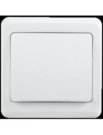ВС10-1-0-ВБ Выключатель 1кл 10А ВЕГА (белый) IEK