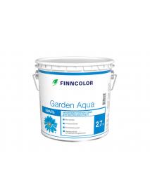 Акриловая эмаль Garden Aqua A п/мат 2,7л