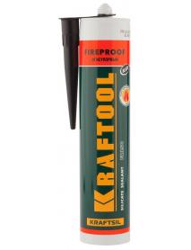 """Герметик силикатный огнеупорный FR150 KRAFTOOL KRAFTSIL """"FIREPROOF"""" 41260-4"""