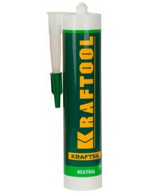 """Герметик силиконовый нейтральный NX109 KRAFTOOL KRAFTSIL """"NEUTRAL"""" 41257-2"""