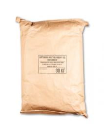 Битумная кровельная горячая мастика МБК-Г-55 (мешок, 30 кг)
