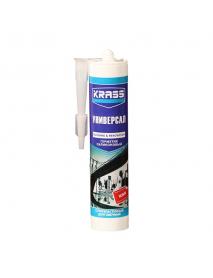 """Герметик силиконовый универсальный """"KRASS"""" Белый 300 мл"""