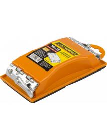 Брусок STAYER для шлифования, пластмассовый, 165х85мм, 3566-165