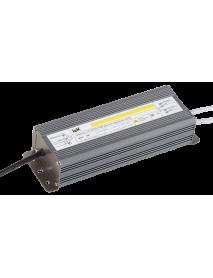 Драйвер LED ИПСН-PRO 100Вт 12 В блок- шнуры IP67 IEK