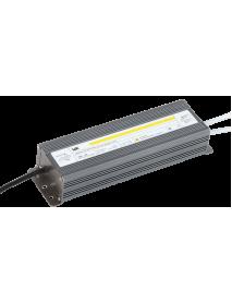 Драйвер LED ИПСН-PRO 150Вт 12 В блок- шнуры IP67 IEK