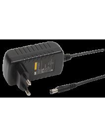 Драйвер LED ИПСН 24Вт 12 В адаптер -JacK 5,5 мм IP20 IEK-eco