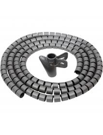 Бандаж кабельный БК 30мм с ключом (2,0м/упак) IEK