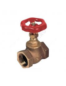 Клапан запорный бронза R2148 Ду 15 Ру20 ВР прямой Tecofi R2148-0015
