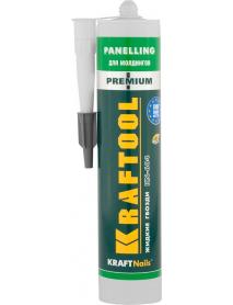 """Клей монтажный KN-604 KRAFTOOL KraftNails PREMIUM """"PANELLING"""" 41349_z01"""