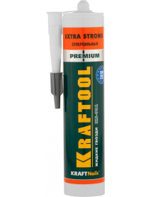 "Клей монтажный KN-901 KRAFTOOL KraftNails PREMIUM ""EXTRA STRONG"" 41343_z01"