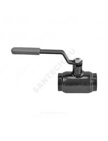 Кран шаровой сталь 11с67п Ду 100 Ру25 ВР FORTECA 180.1.100.025