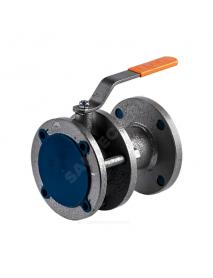 Кран шаровой сталь 11с67п Ду 100 Ру16 фл LD КШ.Р.Ф.100/080.016.Н/П.02
