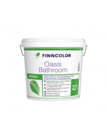 Oasis Bathroom Краска для стен и потолков А п/мат 9л