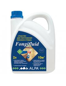 ALPA ФОНГИФЛЮИД жидкость на основе противогрибковых и противоплесневых соединений (2л)