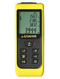 """Дальномер STAYER лазерный, """"SDL-50"""", точность 2мм, дальность 50м 34957"""