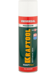 Пена монтажная адаптерная KRAFTOOL KraftFlex PREMIUM UNIVERSAL 41170_z01