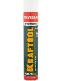 Пена монтажная адаптерная KRAFTOOL KraftFlex PREMIUM UNIVERSAL 41173_z01
