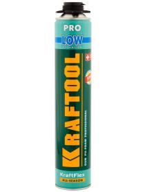 Пена монтажная пистолетная KRAFTOOL KraftFlex PREMIUM PRO LOW 41181_z01