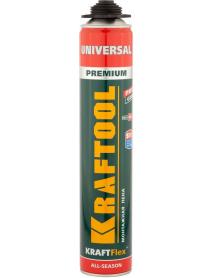 Пена монтажная пистолетная KRAFTOOL KraftFlex PREMIUM UNIVERSAL 41182_z01