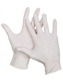 """Перчатки STAYER """"MASTER"""" латексные экстратонкие, размер L, упаковка 100шт 11205-L"""