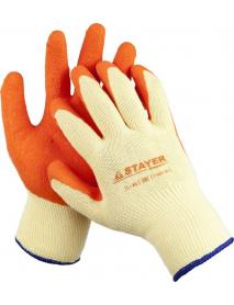 "Перчатки STAYER ""EXPERT"" рабочие 11407-XL"