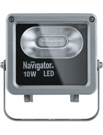 Светильник Navigator 71 312 NFL-M-10-4K-IP65-LED