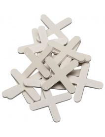 Крестики STAYER для кафеля, 4мм, 100шт 3380-4