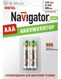 Аккумулятор Navigator 94 461 NHR-800-HR03-BP2