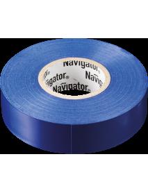 Изолента Navigator 71 107 NIT-B15-20/B синяя