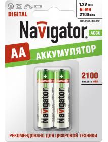 Аккумулятор Navigator 94 463 NHR-2100-HR6-BP2