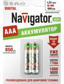Аккумулятор Navigator 94 784 NHR-850-HR03-RTU-BP2
