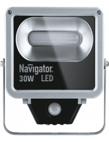 Светильник Navigator 71 321 NFL-M-30-4K-SNR-LED