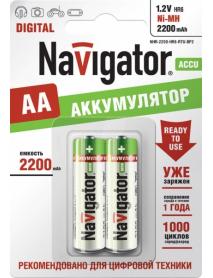 Аккумулятор Navigator 94 785 NHR-2200-HR6-RTU-BP2