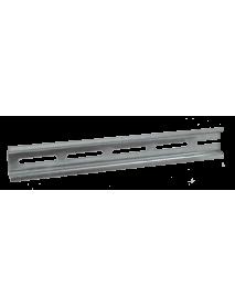 DIN-рейка (22,5см) оцинкованная IEK