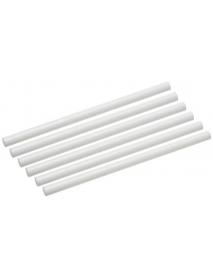 """Стержни STAYER """"MASTER"""" для клеевых (термоклеящих) пистолетов, цвет белый по керамике и пластику, 11х200мм, 6шт 2-06821-W-S06"""