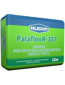 Стяжка тепло и звукоизоляционная с Пеностеклом PALLADIUM PalaflooR-307 12 кг