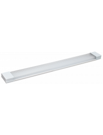 Светильник LED ДБО 4011 18Вт 4000К IP20 600мм призма IEK