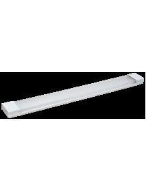 Светильник LED ДБО 4013 18Вт 6500К IP20 600мм призма IEK