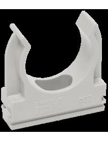Держатель с защёлкой CF16 IEK (10 шт/упак)