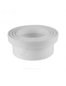 Бурт PP-R под фланец белый внутренняя пайка Дн 110 (D=131,2мм) VALFEX 10189110