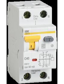 АВДТ 32 B25 10мА - Автоматический Выключатель Дифф. тока