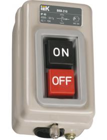 Выключатель ВКИ-216 3Р 10А 230/400В IP40 ИЭК